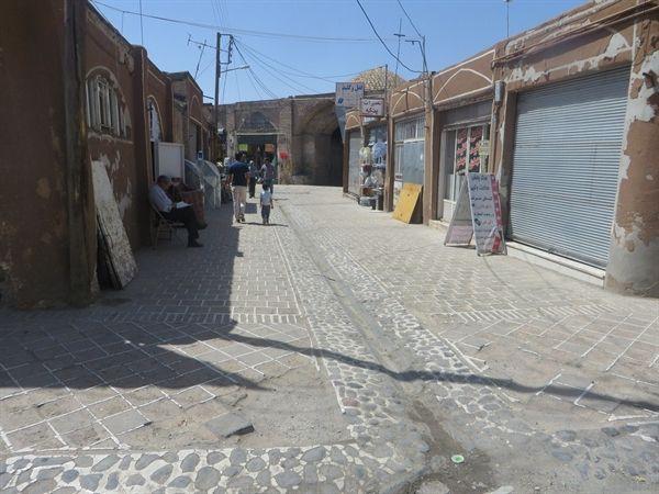 بافت تاریخی تربتحیدریه به محور گردشگری تبدیل میشود