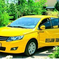 تاکسی ویژه گردشگری در شهرستان دلیجان راهاندازی شد
