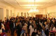 نمایشگاه ١٠٠ چهره ورزشی به روایت ١٠٠ نقاش در سعدآباد گشایش یافت