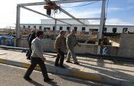 بازدید مسئولان محیط زیست از شهرک صنعتی کاسپین