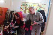 آشنایی کودکان در مهدکودکهای قزوین با مفاهیم زیستمحیطی