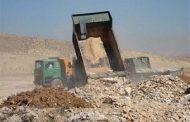 راهاندازی مرکز جمعآوری و دفن نخالههای ساختمانی بوئینزهرا