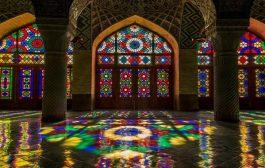مسجد نصیرالملک تلفیقی از تاریخ و نور و نیایش