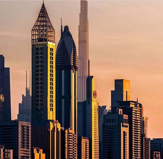 بلندترین هتل جهان آماده افتتاح است+ عکس