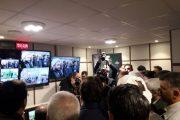 تلویزیون در صحن امامزاده صالح(ع) استودیو زد