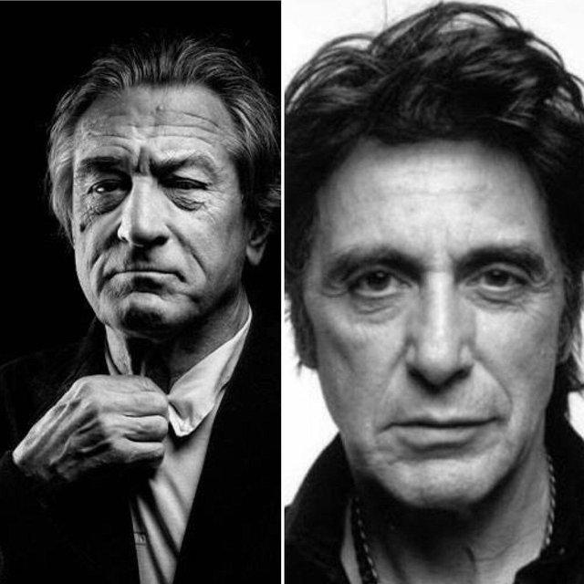دوبله آثاری از آلپاچینو و رابرت دنیرو برای نوروز