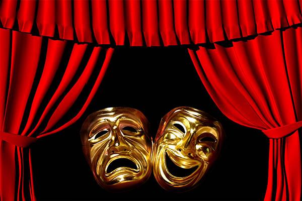 اجرای نمایشی در کانادا با پیام علی نصیریان