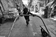 کودکان کار از فقر و آبرو میگویند