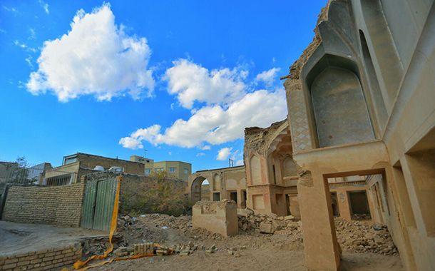 خانه تاریخی نائل به تاریخ پیوست+طنز رادیویی