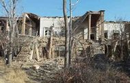 تخریب خانه حاجی باشی اراک+رادیو گُلوَنی