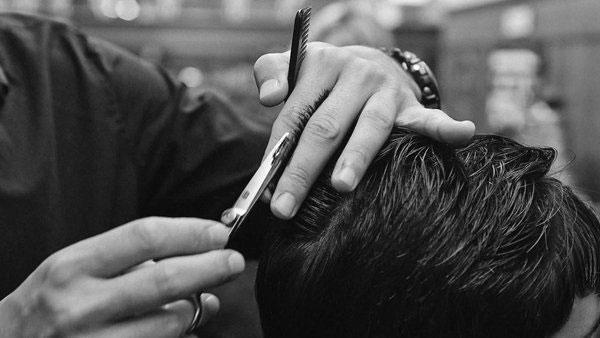 درآمد آرایشگرها در بازار عید