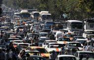 آخرین وضعیت عجیب و غریب ترافیکی