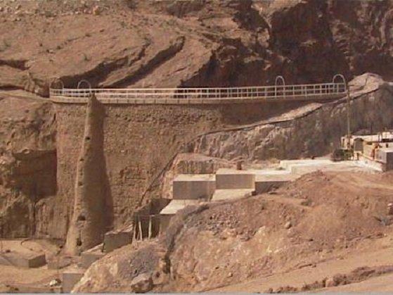 سد کریت شاهکار مهندسی ایرانی
