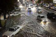 شهرداری خرمآباد غرق در آب است