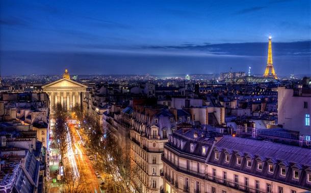 تو اگه نروژی من پاریس هستم