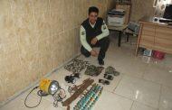 دستگیری دو شکارچی غیرمجاز در گلنجین آوج