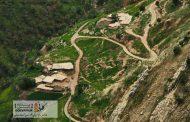 تصاویری از روستای دا در سپیددشت خرمآباد