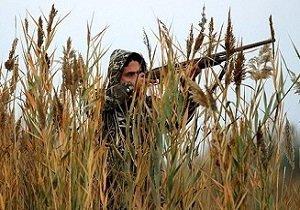 دستگیری ۳ شکارچی متخلف در سه نقطه از استان قزوین
