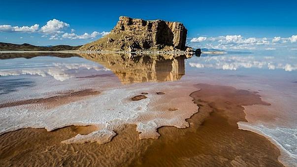 اینقدر از برنامه احیای دریاچه ارومیه عقب هستیم