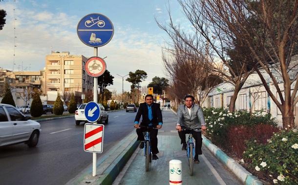 باید در تهران دوچرخهسالاری بشود