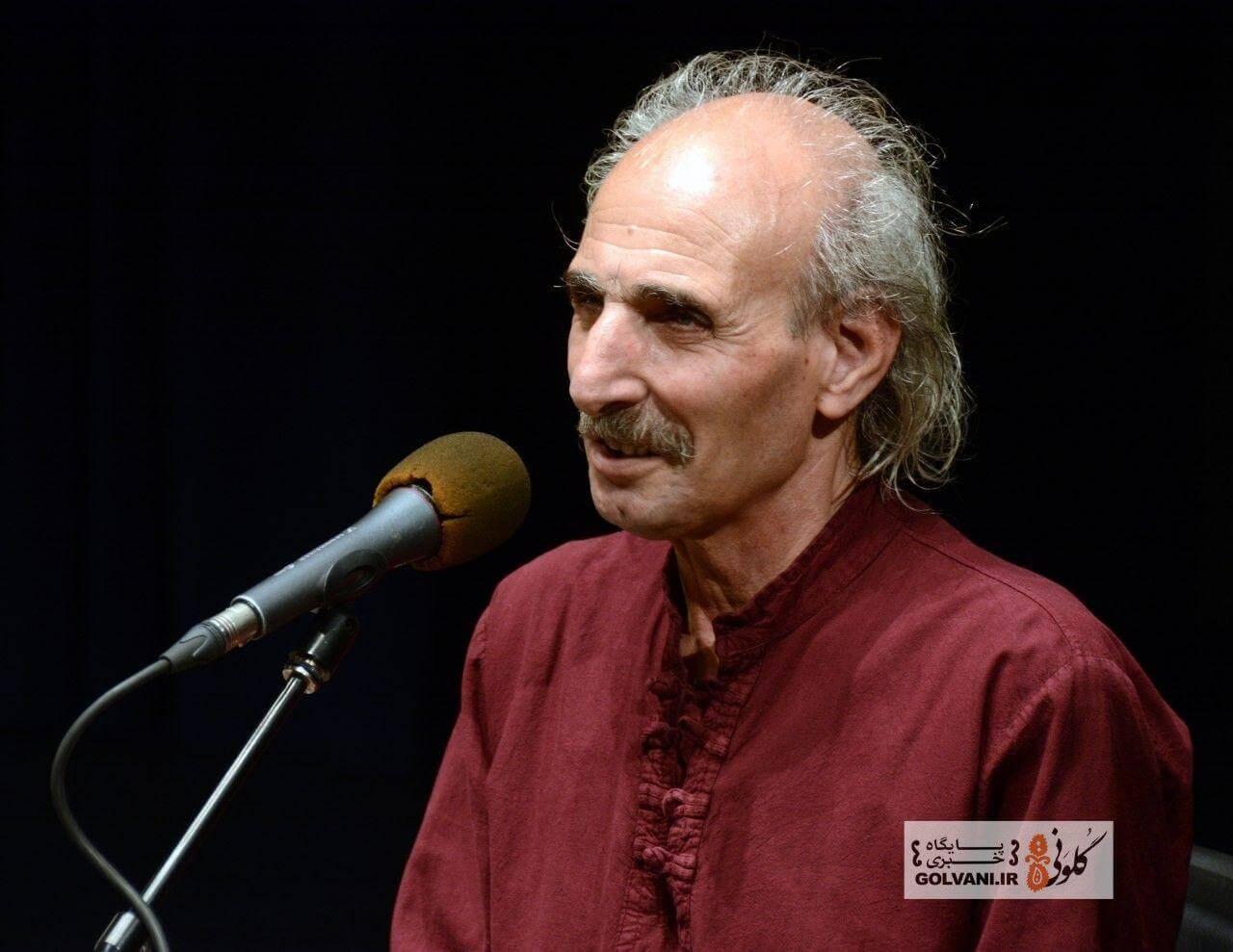 سیتبیارم به زبان لکی در کنسرت رحمانپور