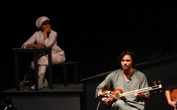 گزارش تصویری از کنسرت تئاتر شطّ رنج