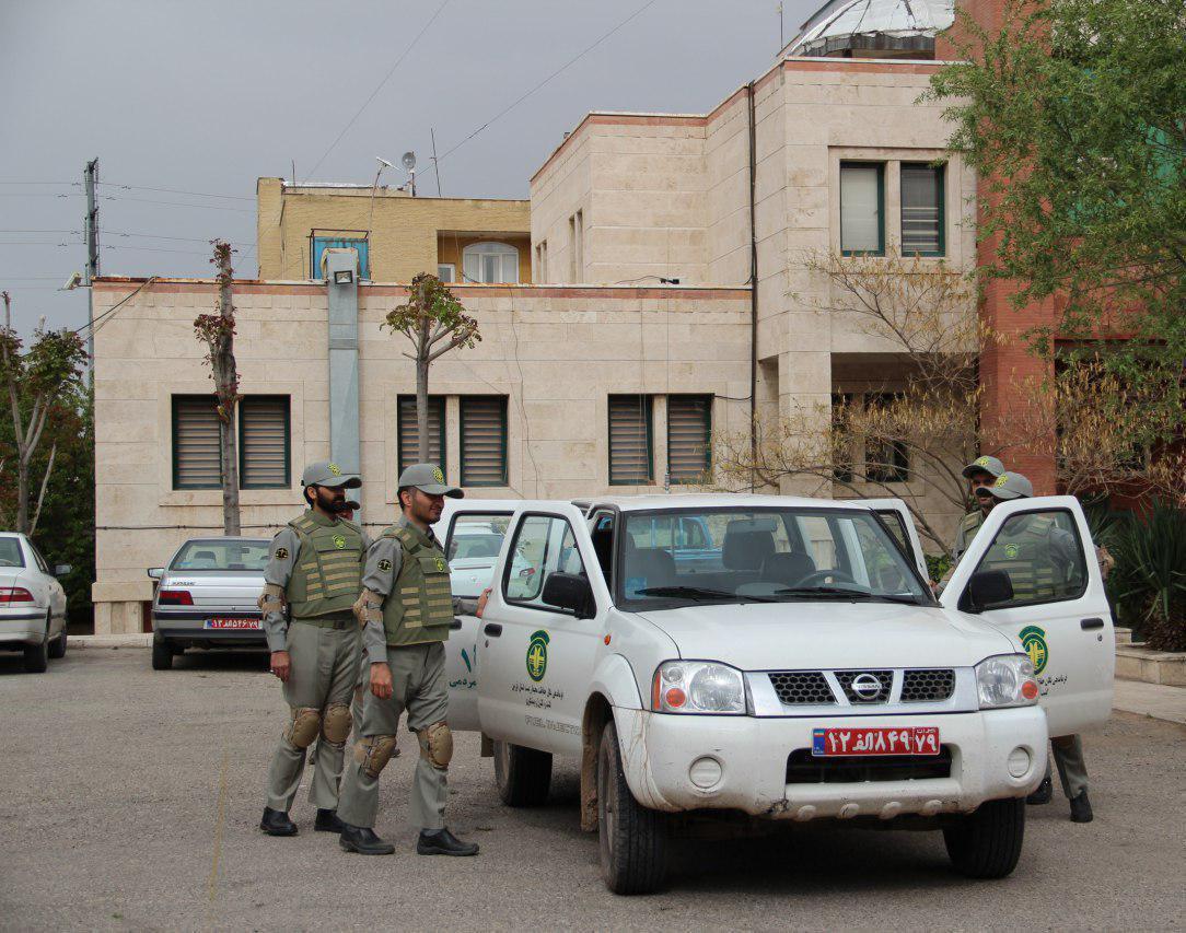 تجهیز محیطبانان استان قزوین به جلیقه ضدگلوله