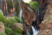 سفر از اصفهان به آبشار پونه زار فریدونشهر