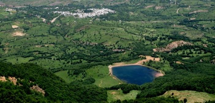 ویستان دریاچهای که هنوز آلوده نکردهایم