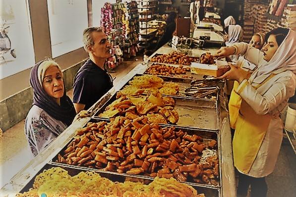 داوطلب شدند برای ارزان کردن زولبیا و بامیه