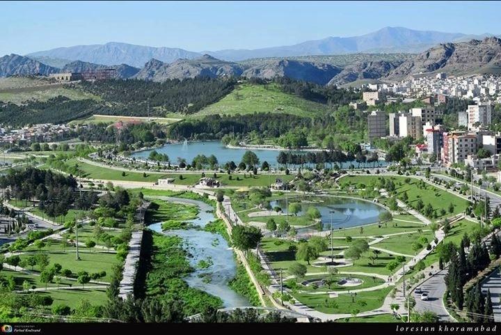 شهرداری خرم آباد زیبایی کیو را تکمیل کند