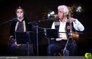 گزارش تصویری کنسرت گروه تال در سالن میلاد نمایشگاه
