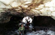 عکس تونل برفی روسیه به جای تونل برفی لرستان