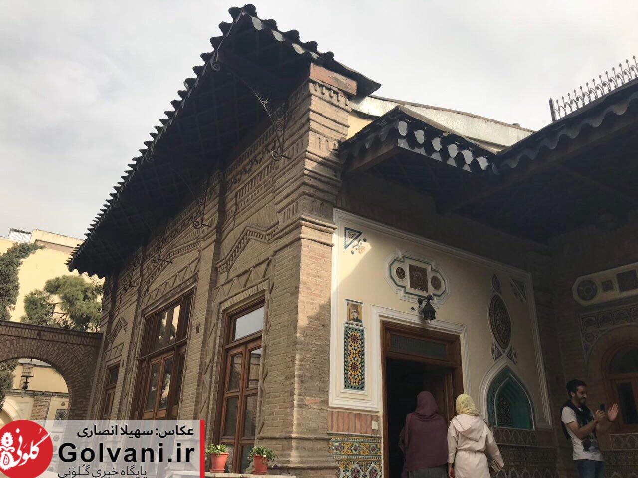خانه موزه مقدم یادگار عصر قاجار