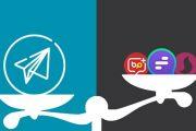 پیشنهاد برای افزایش کاربران پیامرسان داخلی