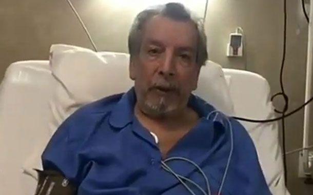 تسلیت ویدئویی بهمن مفید برای درگذشت ناصر ملک مطیعی