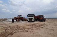 توقیف ۱۱ تریلی به جرم تخلیه پسماند صنعتی در بوئین زهرا