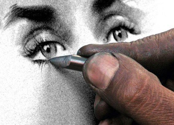 چشمهایش عاشقانهای است با طعم سیاست
