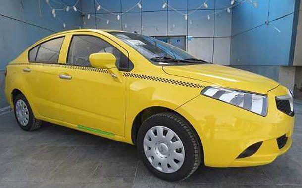 ورود تاکسیهای چینی در سال تولید ملی