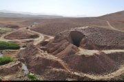 تخریب مشکوک سد ۲۵۰۰ ساله هخامنشی