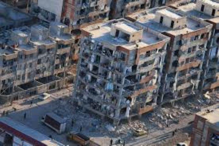 تستهایی درباره زلزله را امتحان کنید