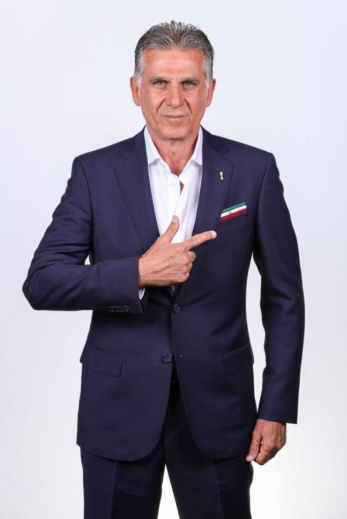کیروش ستاره فوتبال ایران در جام جهانی