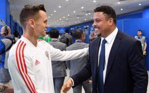 افتتاحیه جام جهانی روسیه