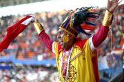 تقابل لباس قشنگهای جام جهانی