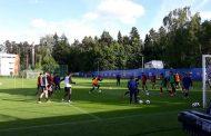 کمپ تیم ملی یک کمپ حرفهای است