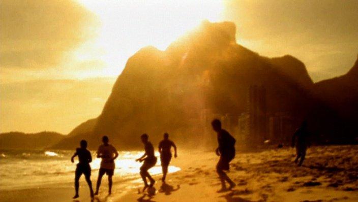 گینگا: روح فوتبال برزیلی