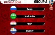 با فوتبال روسیه، مصر، عربستان و اروگوئه آشنا شوید