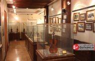 ابوالحسن صبا در موزه صبا