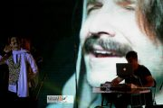 سوتی حمید هیراد در کنسرت زنده