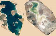 آیندگان دبه میکنند که ما دریاچه نمک نداشتیم